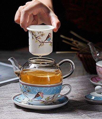 mooncake teapot